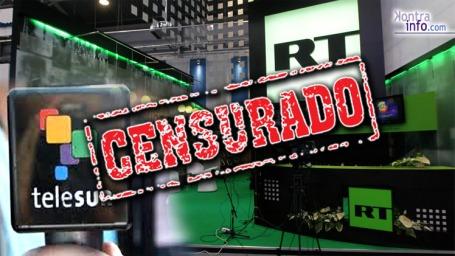 Macri-Censura-Telesur-RT-RussiaToday-Prohibido