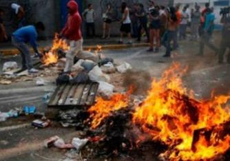 Resultado de imagen para La oposición venezolana: ¿Una empresa lucrativa?