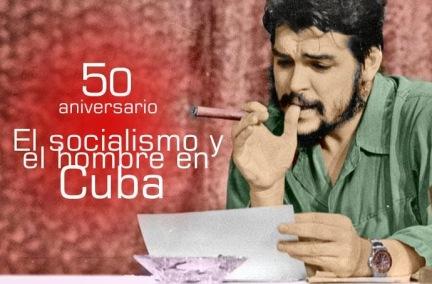 """Resultado de imagen para Chile. A 50 años de la caída del Che, publicarán """"El Socialismo y el hombre en Cuba"""""""